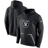 Nfl Nike Oakland Raiders Sudadera Con Capucha De Adulto Nike