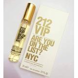 Perfume Original Carolina Herrera 212 Vip Cartera O Bolsillo