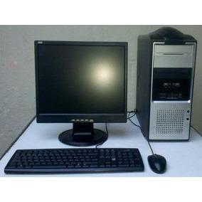 Cpu / Computadora + Monitor + Mouse, Teclado + Regalo