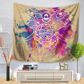 Manta Tapiz Mandala - Decoración para el Hogar en Mercado Libre ... b172d364e611
