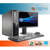 Increíble!! Pc Hp Pro6305 Amd 3a Gen + Monitor19 Incluye Iva