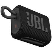 Caixa De Som Jbl Go3 Bluetooth Preto 4,2w Original