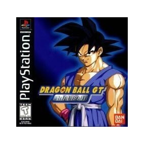 Dragon Ball Gt - Final Bout - Ps1 Patch + Encarte