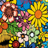 nº 011 Flores Coloridas Floral