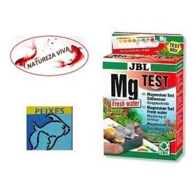 Jbl Teste Mg/magnesium Agua Doce