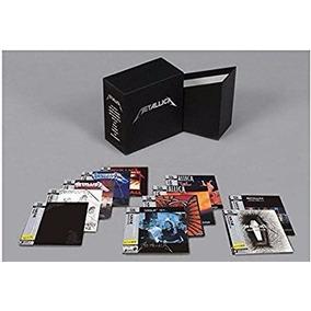 Metallica Box - 13 Cds - Importado - Novo - Lacrado