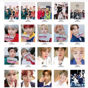Kit 30 Polaroids Bts Kpop