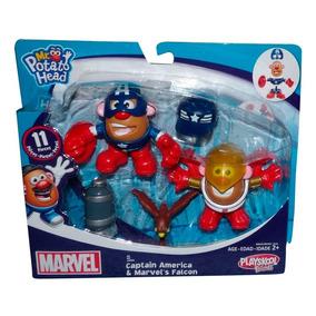 Mr. Potato Head Marvel Mashup Pack X2 B6452al01