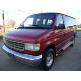 Parrilla Frontal Ford Van Ecoline 95 / 98