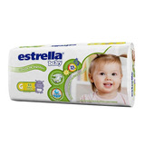 Pañales Bebe Oferta Estrella Baby Talle G 44 Unidades