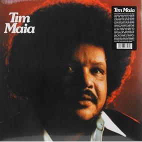 Lp Tim Maia - Album (1977) Lacrado