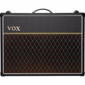 Caixa Amplificador De Guitarra Vox Ac30 C2 Valvulado 30w