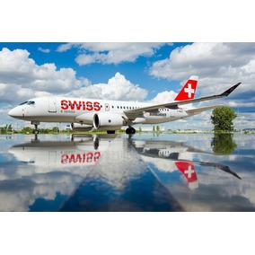 Aeronaves Companhia Aérea Suiça Fsx/p3d