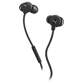 Audífonos Puma In-ear Pmad3037bk -negros