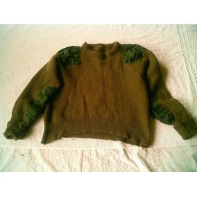 Blusão Suéter Militar V.o.gandóla.