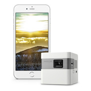 Projetor Inteligente Innoio  Com Kit Adaptador iPhone E iPad