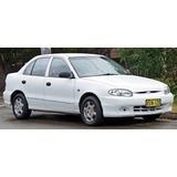 Hyundai Accent Para Desarme Repuestos Año 96 97 98 99