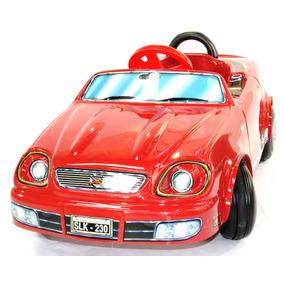Karting Infantil Mercedes Slk A Pedal Pvc Carroc Alt Impact
