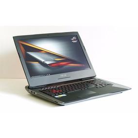 Notebook Asus Gaming G752vs-xb72k I7-6820hq 32gb Gtx1070