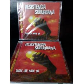 Resistencia Suburbana Cosas Que Nadie Oia Cd Nuevo Original