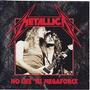 Metallica No Life Til Megaforce 3 Cd´s Importado Raro Novo
