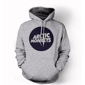 Blusa Moleton Arctic Monkeys - Frete Grátis Promoção