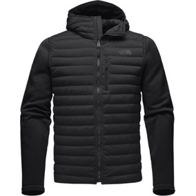 campera the north face con auriculares