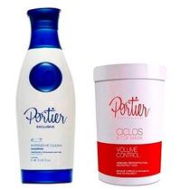 Máscara Capilar Btox Ciclos1kl+shampoo Anti-resíduo 1 Litro