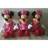 Peluche Mickey Y Minnie Por Mayor ! Preciosos! Gigantes 49cm