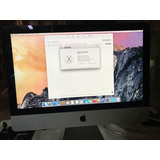 Imac 21.5 I5 8gb Ram 1tb Hdd Impecable
