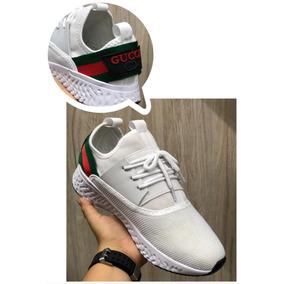 Zapatos Gucci Hombre - Ropa y Accesorios Blanco en Mercado Libre ... f3e14191801b