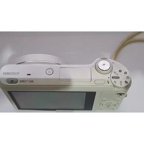 Câmera Sansung Wb250f Branca