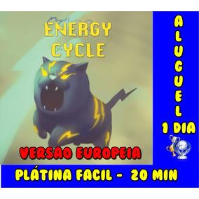 Energy Cicle Europeu - Aluguel - 1 Dia - Platina Fácil 20min