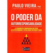 O Poder Da Autorresponsabilidade Livro De Bolso Paulo Vieira