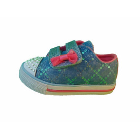 Tenis Skechers Lil Chatty Niña Originales Luces Iluminados