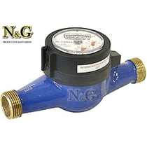Medidor De Agua 5 M3/h Caudalimetro Viviendas Compartidas