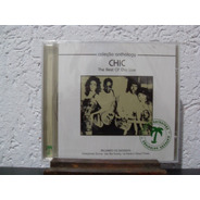 Cd The Best Of Chic Live - Chic