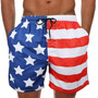 102 bandera americana doble
