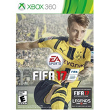 Juego Fifa 17 Para Xbox 360 Nuevo Físico Sellado Fifa 2017