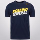 2 Remeras De Rosario Central Originales - Azul O Blanca
