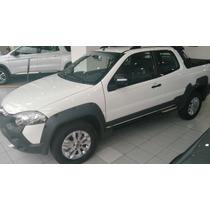 Fiat Strada Adventure 1.6 Anticipo $30.000 C/dni (ys)