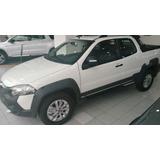 Fiat Strada 0km Tasa 0% T.usado Reserva Hoy 1158670301