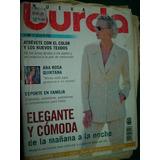 Revista Burda Moldes Moda Ropa Costura 1/98 Comoda Elegante