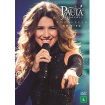 Paula Fernandes - Amanhecer - Ao Vivo - Dvd Original
