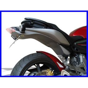 Eliminador De Placa Para Lama Hornet ( 2008 A 2011)