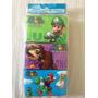 Lenços De Papel Japoneses Super Mario Bros - Mario - Yoshi