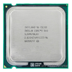 Cpu Intel Core 2 Duo E8300 2.83 Ghz, 1333 Mhz Socket 775
