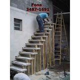 Escadas Residenciais Pré Moldadas Externas / Internas