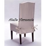 Capas P/ Cadeira Luxo Decorativas Kit Com 6