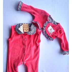4b940112e1 Tip Top Em Plush Vermelho - Macacão Mangas Curtas de Bebê no Mercado ...